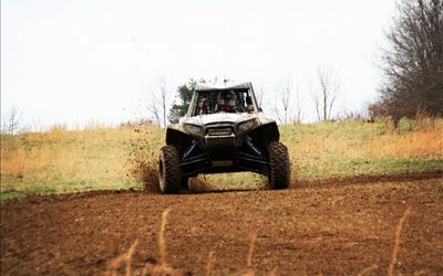 Polaris RZR XP 900 Center Seat Racer