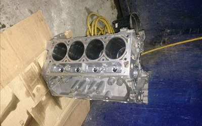 Reassembly L99 6.2L GEN IV Aluminum, Jan 2016