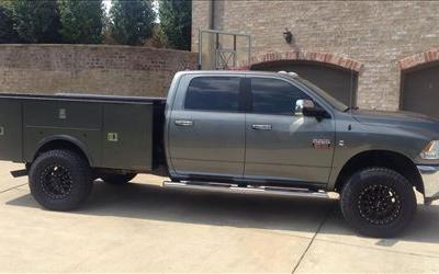 Desert Chase Truck