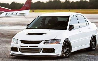 Mitsubishi Evo GSR