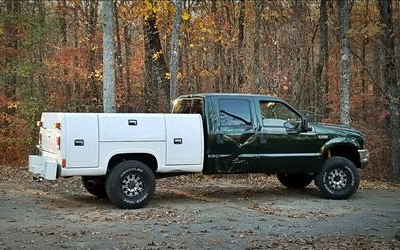 Ford F250 Adventure Truck
