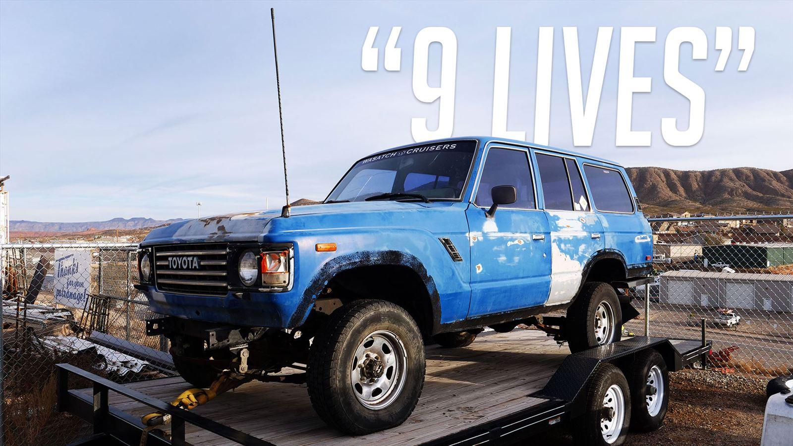 "Toyota FJ60 ""9 Lives"" Build - Photo Gallery Photo"
