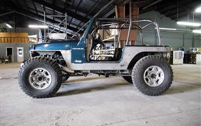 Jeep TJ - Wrangler HD