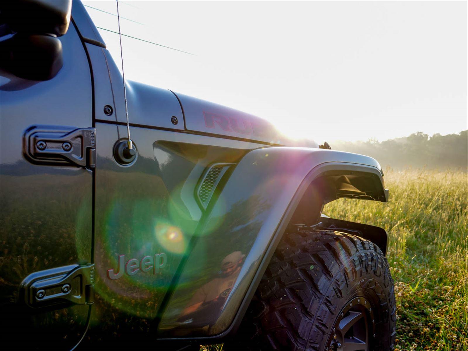 2018 Jeep Wrangler Rubicon JLU - Photo Gallery Photo