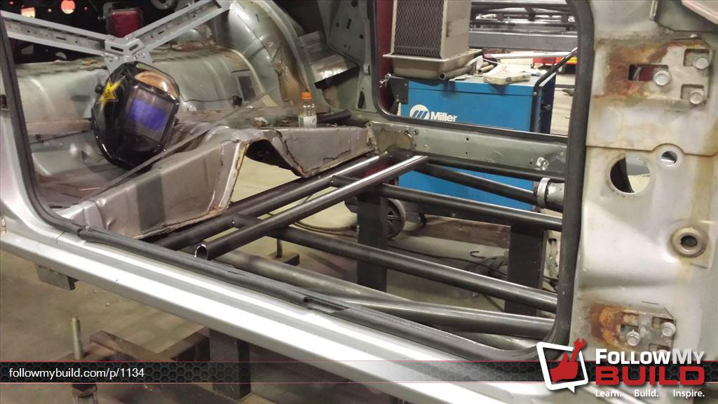 how to build a supercar chassis