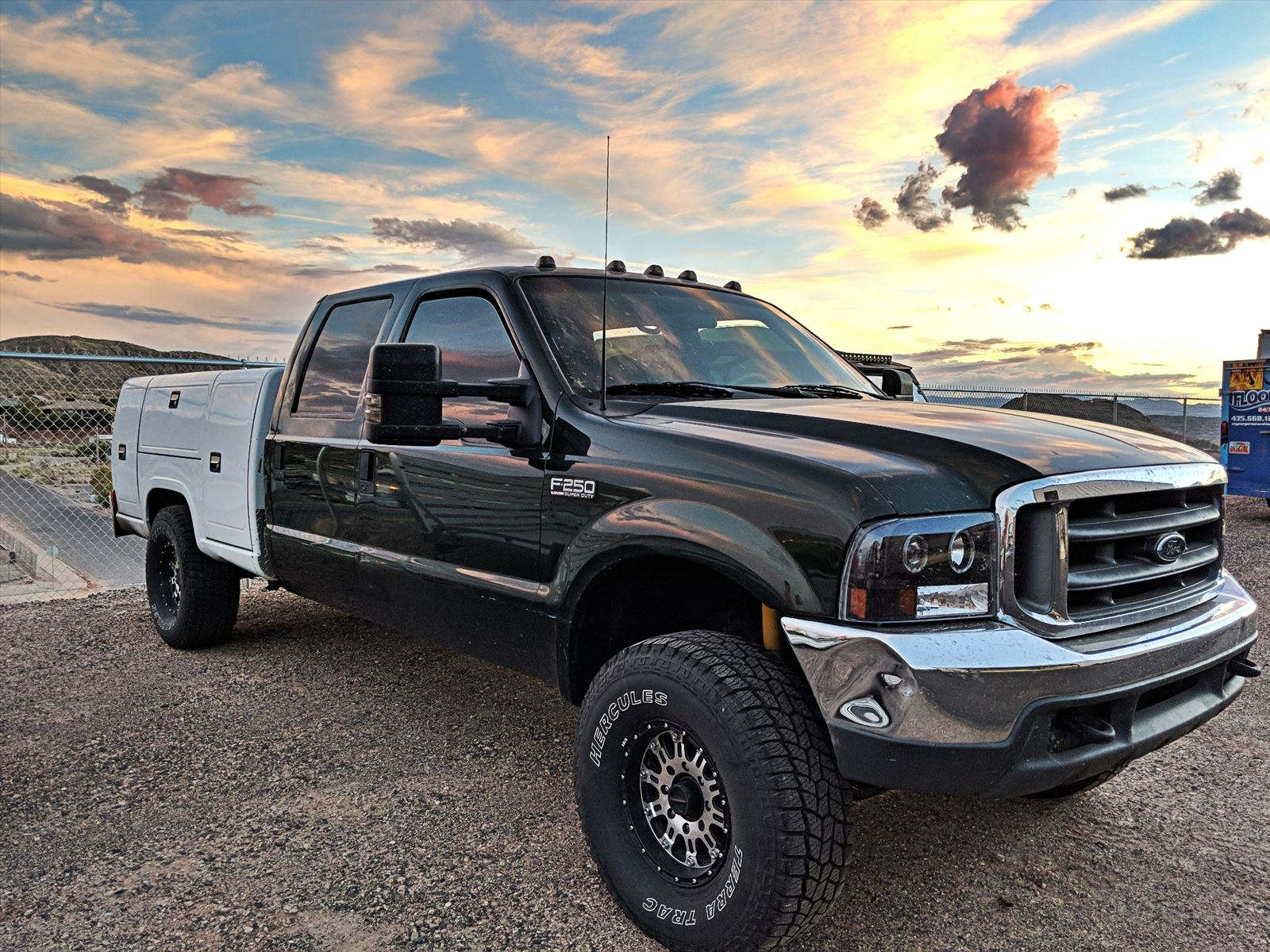 Ford F250 Adventure Truck - Exterior Photo
