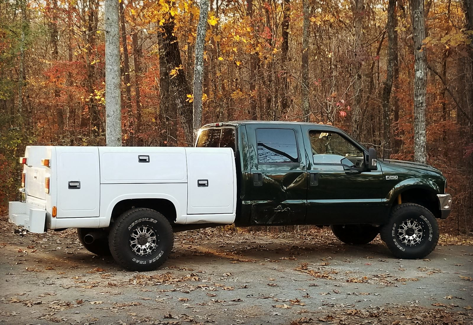 Ford F250 Adventure Truck - Photo Gallery Photo