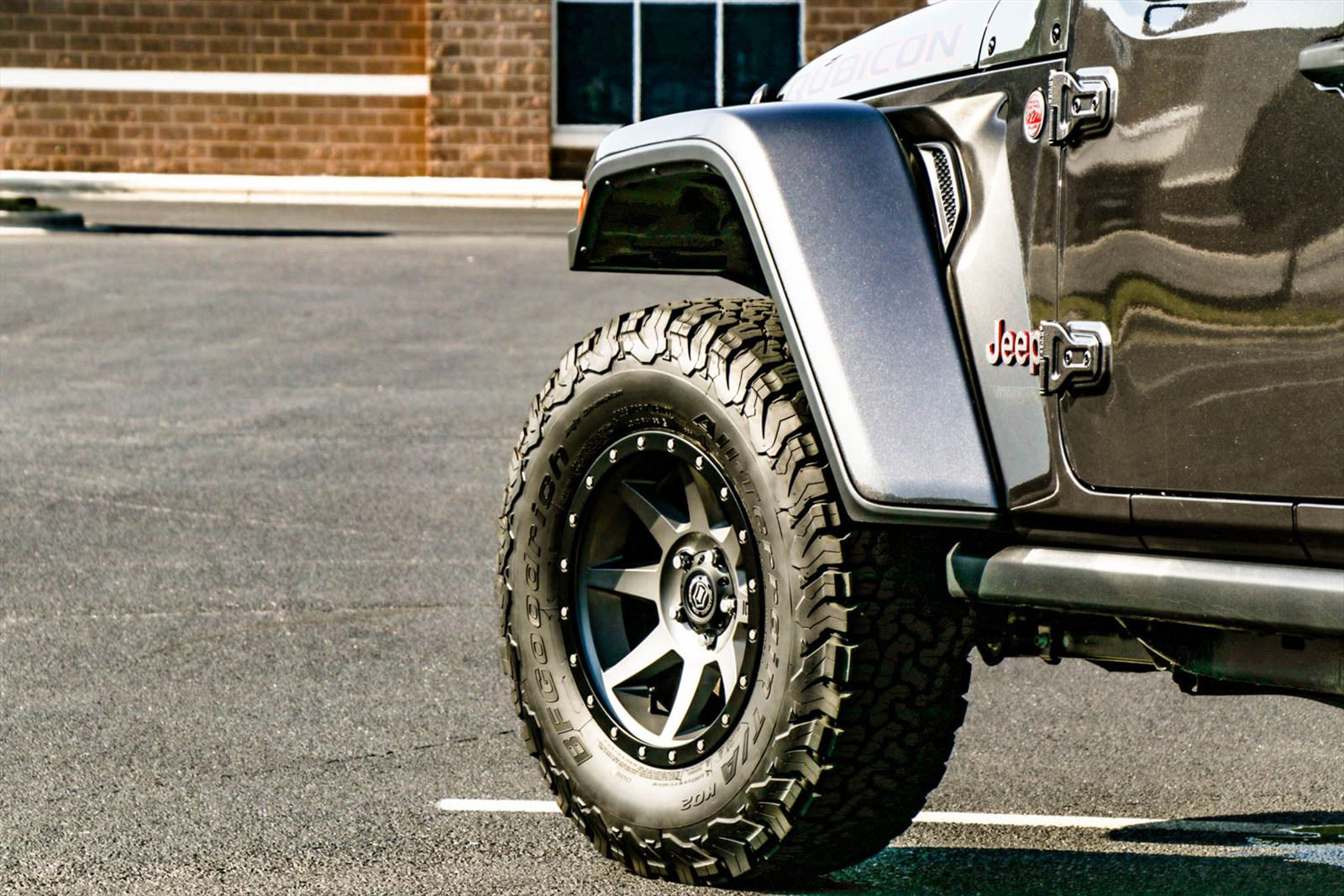 2018 Jeep Wrangler Rubicon JLU - Photo Gallery Photo